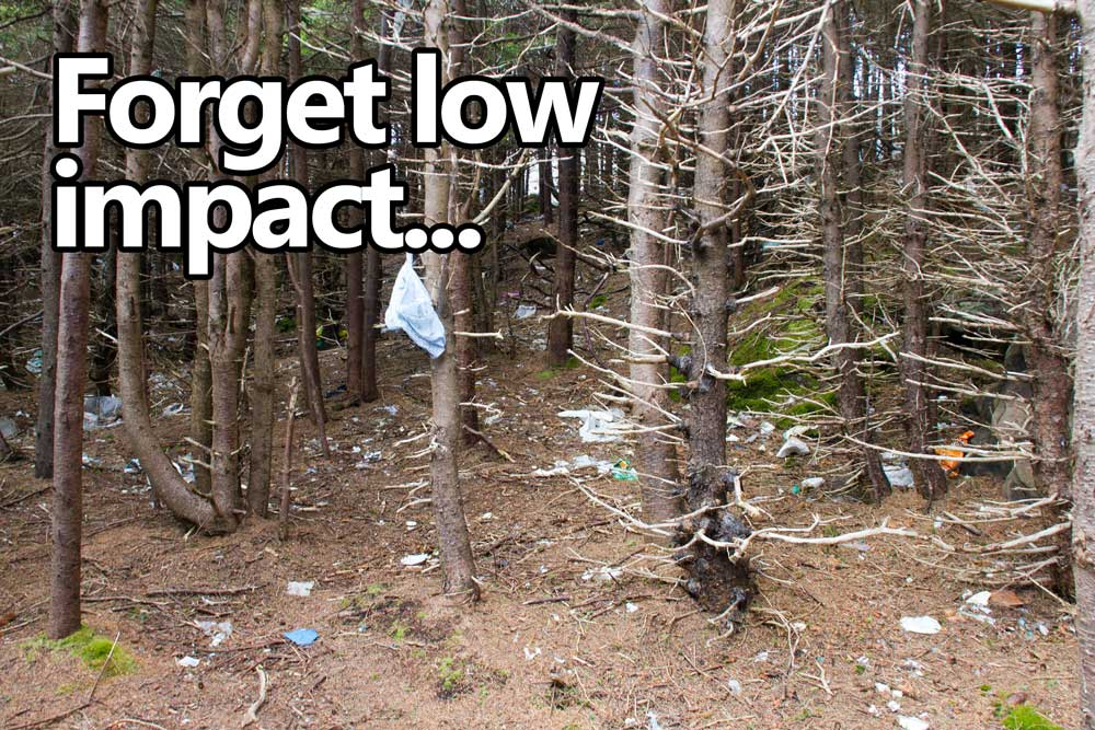 Forget Low-impact