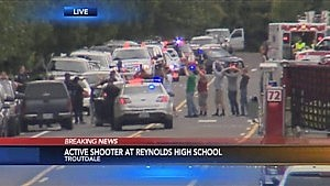 Reynolds high school shooting – What will you do?